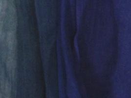 Wolle- Seidentuch tuerkies-dunkelblau