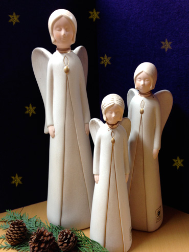 Engel gemischt Gruppe