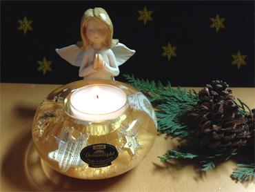 kleiner Kerzenengel