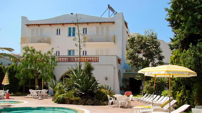 Hotel Internazionale in Fiaiano Ischia